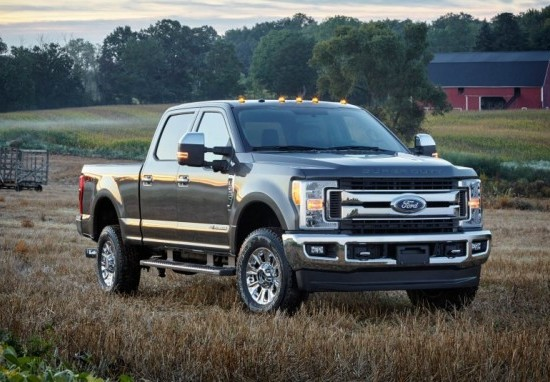FORD - F250 1